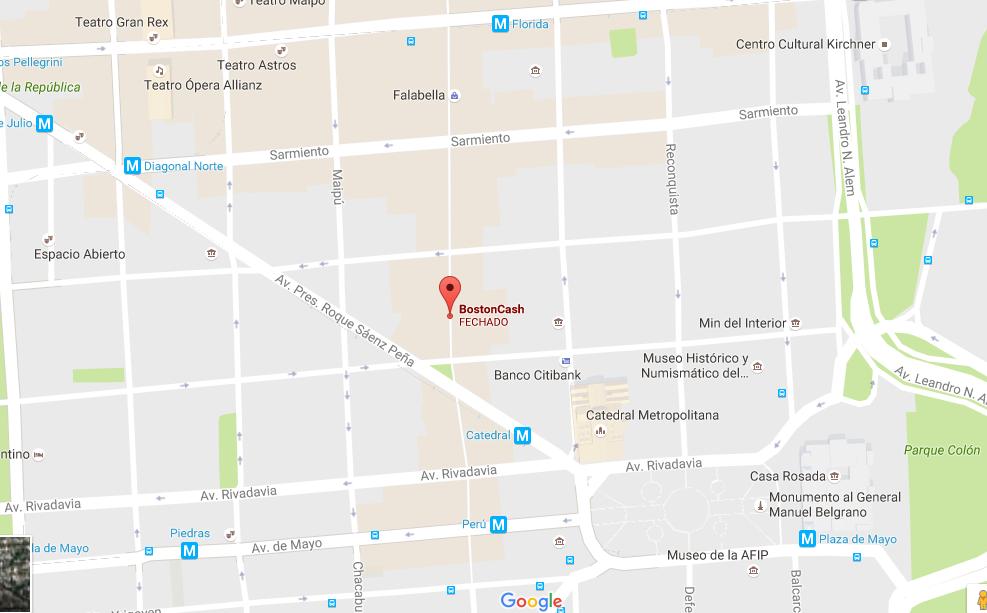 boston cambio - Mi Buenos Aires Queriiidooooooo..