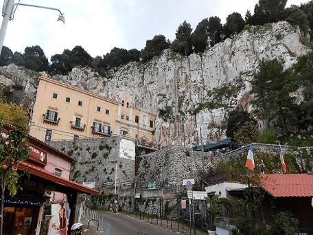 Monte pelegrino -sicilia