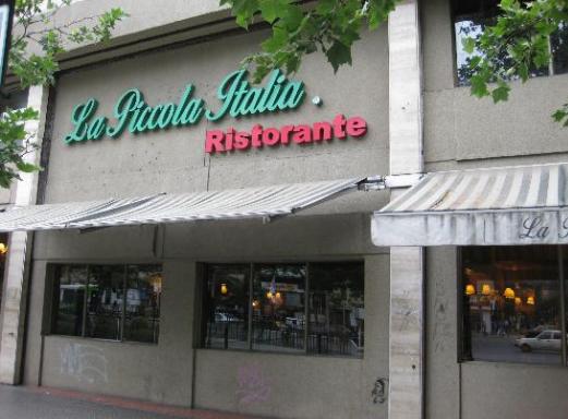 la piccola italia - 5 Locais para comer em Santiago do Chile sem gastar muito
