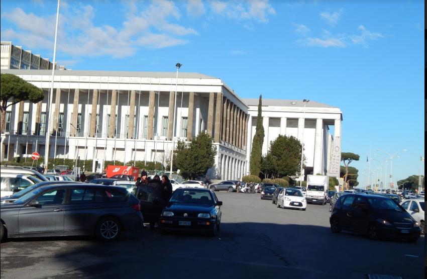 eur12 - O que visitar no bairro E.U.R. em Roma