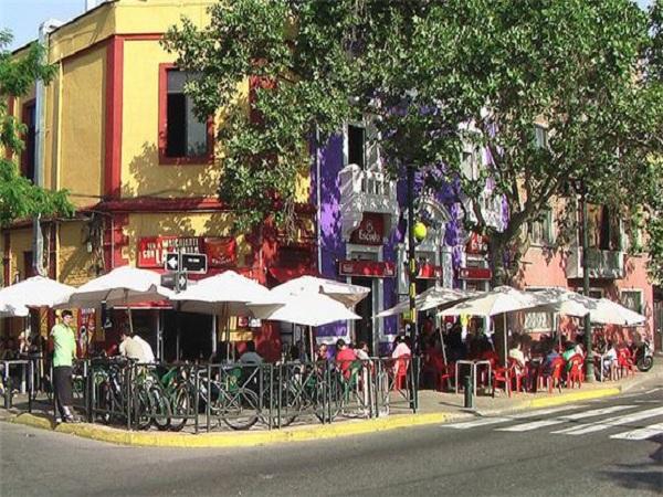 bella - O que ver e fazer no Barrio Bellavista - Santiago do Chile
