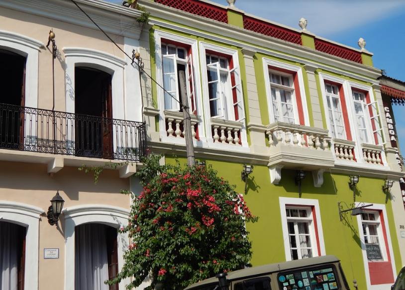 praça7 - O que fazer em Antonina - Paraná