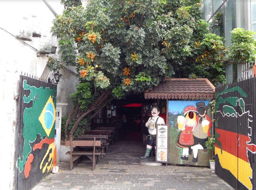 sf2 - O Alternativo Bairro São Francisco em Curitiba