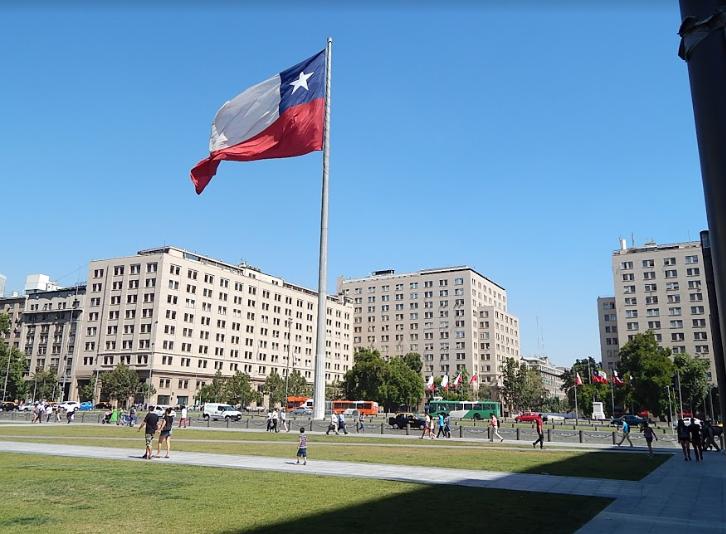 s5 1 - City tour em Santiago do Chile
