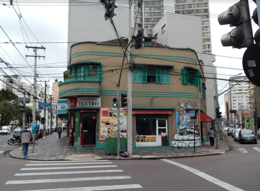 cu11 - 5 locais legais pelo centro de Curitiba