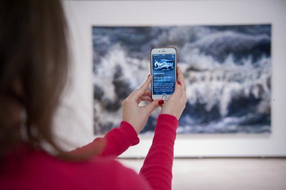 smartify2 570x379 - Smartify deixa sua visita no museu muito mais interessante