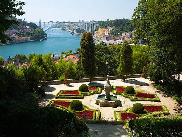 Jardins do Palacio Cristal