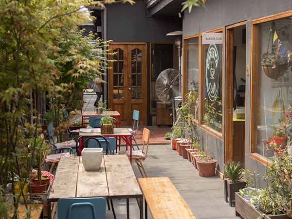 guacolda - O que fazer no elegante bairro Itália - Santiago do Chile