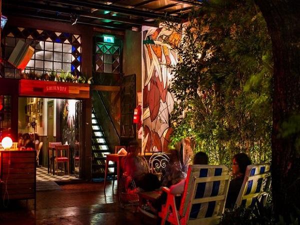 SORIA - Buenos Aires - De bar em bar na cidade que nunca dorme