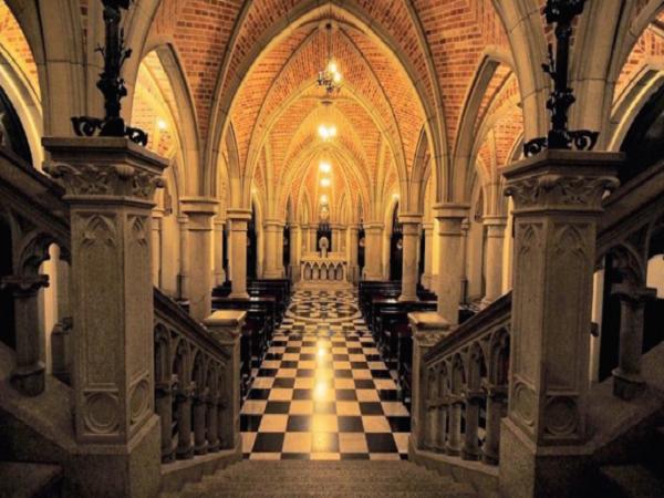 """cripta - Locais """"secretos"""" de São Paulo para conhecer"""