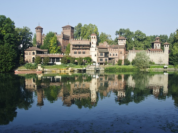 Borgo medievale TO - 7 coisas grátis para ver em Turim - Itália