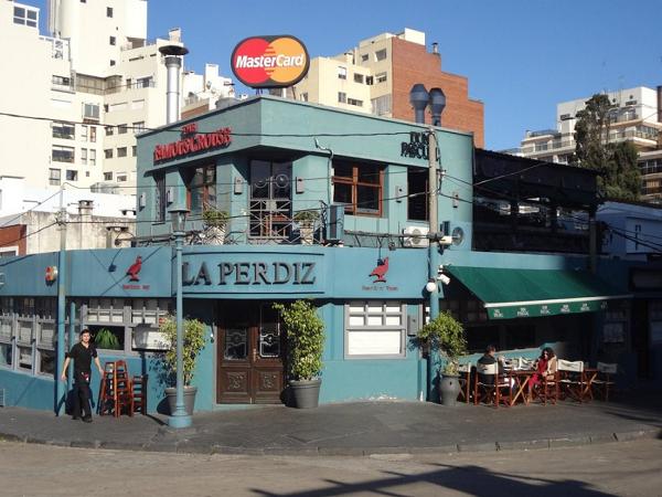 La perdiz Montevideu