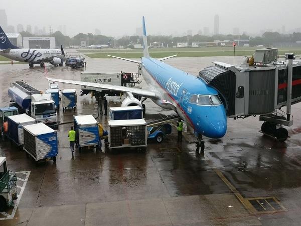 aeroparque2 - Aeroparque voltará a receber voos de países vizinhos
