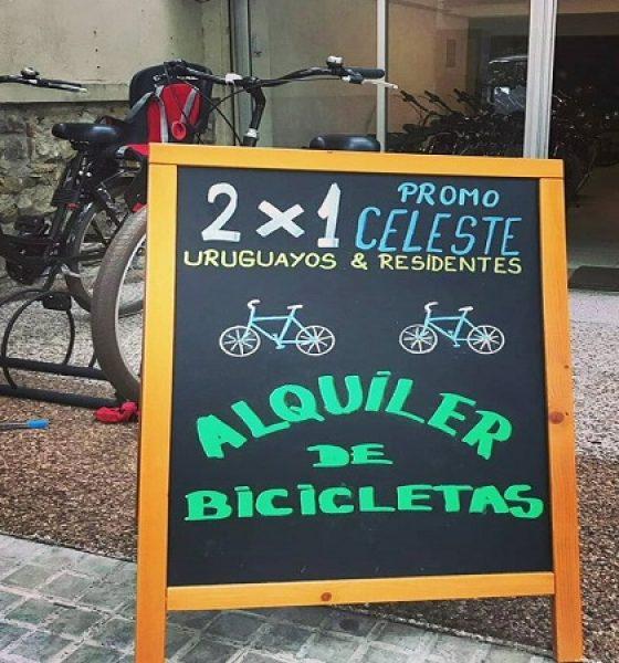 Como alugar bicicleta em Montevidéu – Uruguai