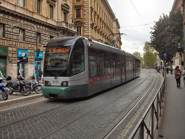 Rome.Tram - Como usar o transporte público em Roma - Itália