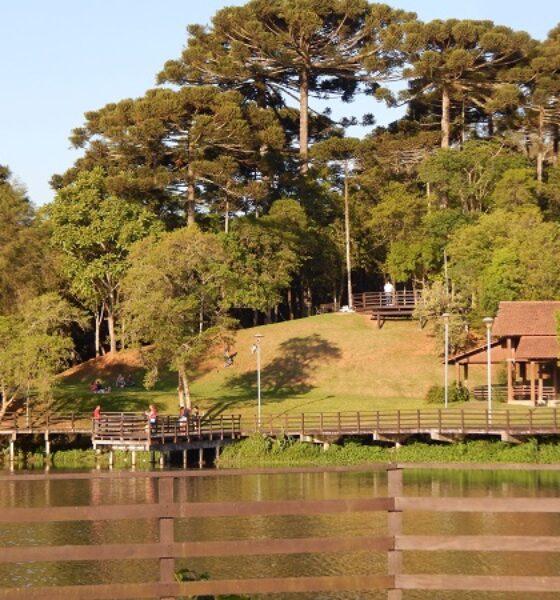 Parque Lago Azul – Umbará – Curitiba
