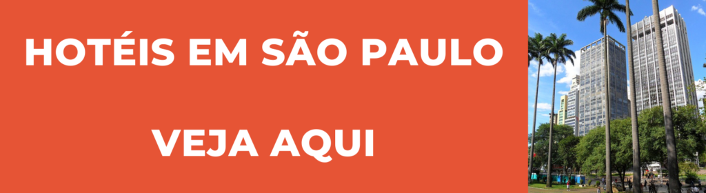 HOTEIS EM SAO PAULO