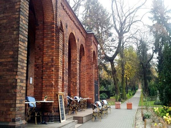 Café Strauss Berlim